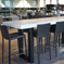 commercial concrete meeting table