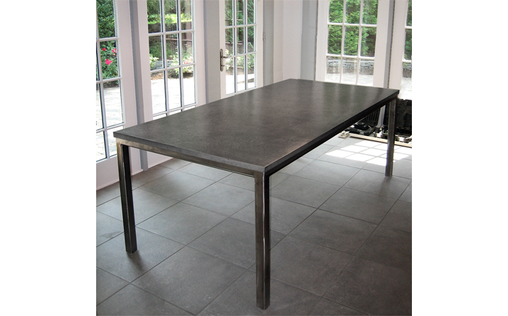 Custom Concrete Kitchen Amp Dining Tables Trueform